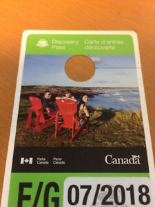 National Park discovery pass