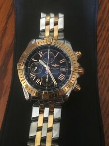Breitling Chronomat W/Boxes and Papers