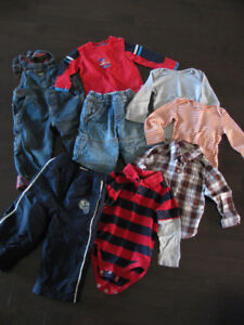 Boys clothing - fall/winter - 18-24m