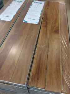 12.3mm LAMINATE FLOORING - $1.77/SQ FT - 2 COLOURS TO CHOOSE