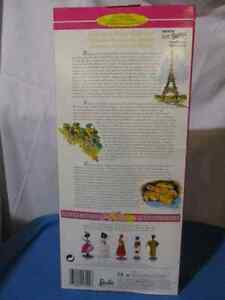 French Barbie Dolls of the World Collection Cambridge Kitchener Area image 2