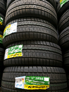 Winter tires kapsen new 245/40r20  or 245/45r20 Neufs