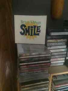 CDs for sale $5 to $15