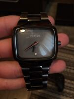 "Nixon ""the player"" watch"