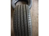 Two new tyres for sale