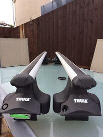 Thule Roof Bars For Mitsubishi Warrior