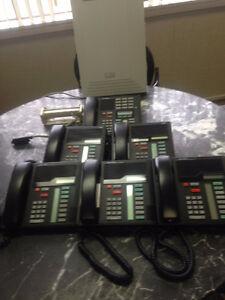 Northern Telecom Meridian phone system