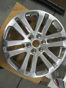 4 Rims from 2016 GMC Canyon
