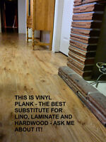 WHY PAY RETAIL FOR CARPET, LINO AND VINYL PLANK INSTALLATION?