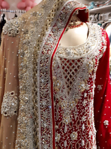 Pakistani Bridal & Wedding Collection