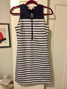 Michael Kors Stripe Dress Size 2