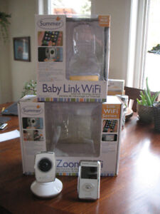 Summer Infant - Baby Link Wi-Fi (Internet Viewing Camera)
