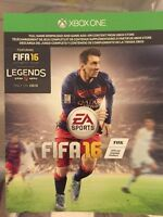 Xbox one FIFA 16 trade for Forza Motorsport 6 game