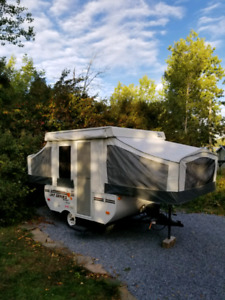 8 foot Jayco tent trailer