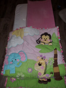Matelat bassinette et matelat table à langer