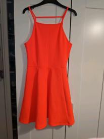 H & M skater dress - size 12