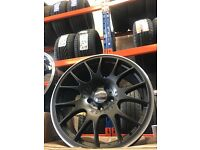 "18"" audi seat skoda Vw Volkswagen alloy wheels Alloys Rims tyres 5x112 112 pcd"