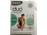 IPL Homedics Duo Hair Removal