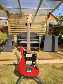 Fender Squier Jazzmaster Deluxe Huge USA Upgrades