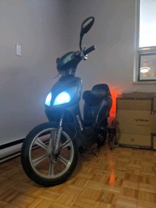 Ebike with low mileage