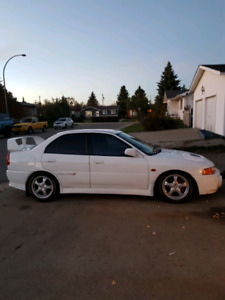 Mitsubishi Evolution IV -GSR -AWD TURBO