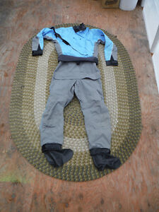 Womens Small Drysuit
