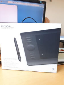 Intuos 5 touch