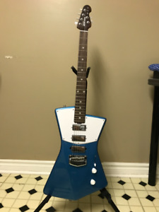 Ernie Ball Music Man -  St. Vincent Electric Guitar with Case