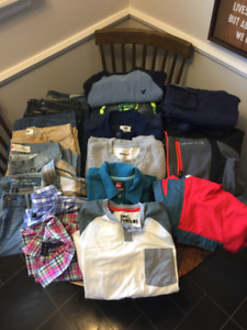 Boys clothing size 14 to 16