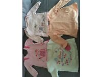 Bundle of girls 3-6 clothes