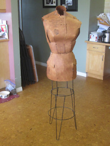 1950s ADJUST-O-MATIC DRESS FORM $80.00 DRESSMAKING SEW SEWING
