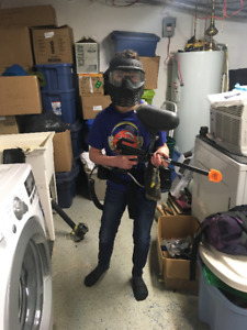Ensemble de paintball à vendre