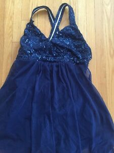 Navy costume dress BD