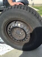 Brand new winter tires set of four for sale