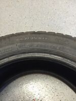 Set of four winter tires 225/50R17