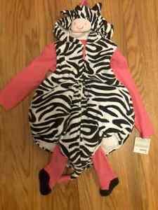 Zebra costume Peterborough Peterborough Area image 1