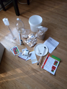 Home beer brewing kit