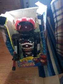 Large robot in original box
