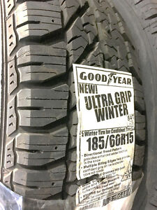 1 - NEW GOODYEAR ULTRA GRIP WINTER - 185/60R15 - 1856015