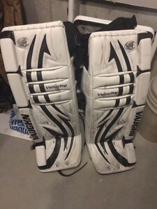 Complete Goalie set reduced again $1000 ObO