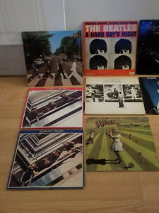 Plusieurs Vinyles