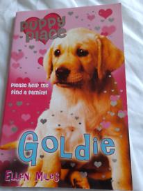 THREE BOOKS, Puppy place books