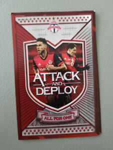 4 tickets Aug. 25th- Toronto FC vs. Montreal Impact at midfield