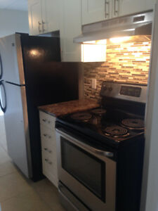 LARGE 1 BDRM SUITE. DISHWASHER, PRIVATE BALCONY.  LAUNDRY