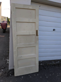Vintage 1930s internal doors