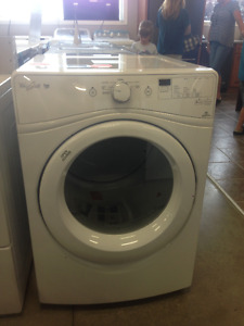 END OF LINE DEAL !! NEW DELUXE WHIRLPOOL DRYER ONLY $489 !!