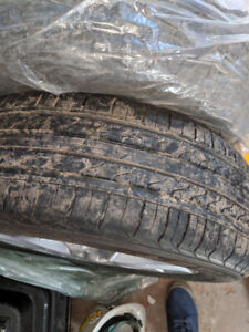 summer tires only used one year 205/60/r16