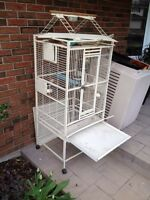 Large bird cage for sale