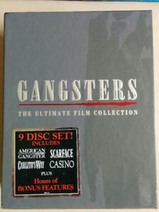 Gangsters: Ultimate Film Collection DVD Box Set