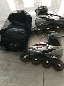 Roller blades adjustable
